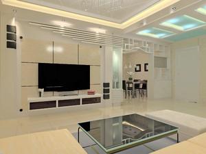 2015简约型客厅硅藻泥墙