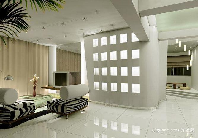 120平米热情风格室内设计效果图