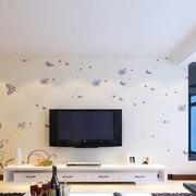 田园气息硅藻泥背景墙