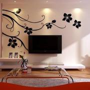 现代创意硅藻泥背景墙
