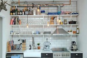 明丽生机:90平米现代化欧式房屋设计图