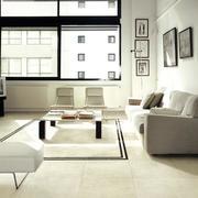 优雅客厅瓷砖贴图