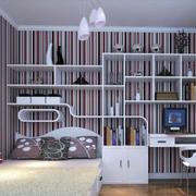 卧室榻榻米装修整体设计