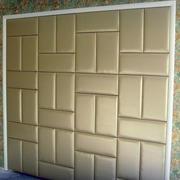 欧式简约风格背景墙装修