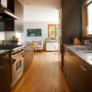 现代简约风格房屋厨房装修