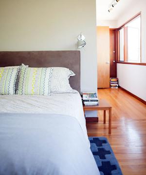 100平米北欧风情木制房屋装修设计图