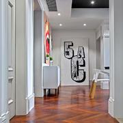 90平米美式经典型典雅客厅设计