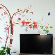 形象逼真的墙体彩绘