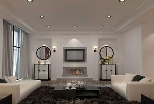 简约风格客厅装修