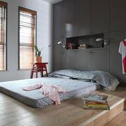 卧室榻榻米装修设计模板