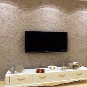 精致的硅藻泥背景墙