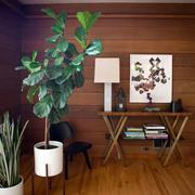 房屋复古学习桌设计