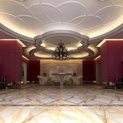 超级豪华的大户型美容院