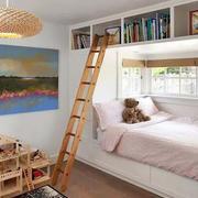90平米家装之小型儿童房设计