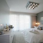 卧室玻璃家居灯饰