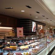 蛋糕店蛋糕展示柜设计整体图