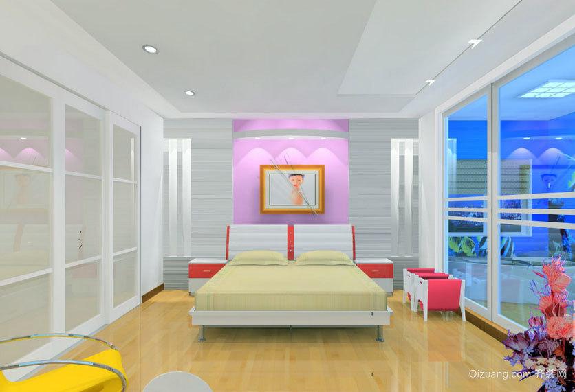 三口之家:亲和型90平米房屋装修效果图