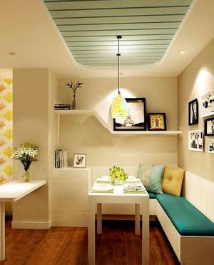 东南亚风格90平米房屋装修效果图大全