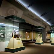 中式时尚的展柜