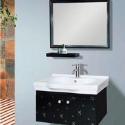 浴室不锈钢浴室柜装修花纹设计