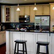 90平米房屋厨房装修
