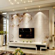 小户型装修诺贝尔瓷砖背景墙