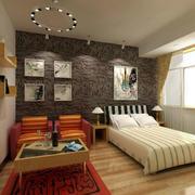 90平米房屋卧室设计
