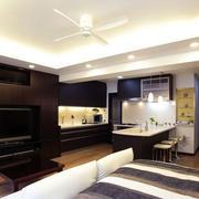 自然型90平米房屋装修