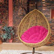 简约风格木制半圆形桌椅设计