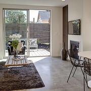 淡雅型90平米房屋设计
