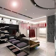 服装店现代展柜