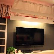 60平背景墙米装修