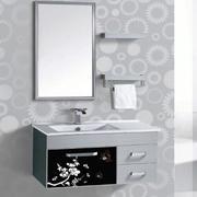 浴室不锈钢浴室柜装修图案设计