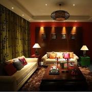 客厅led灯饰图片展示