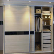 板式家具室内设计衣柜图