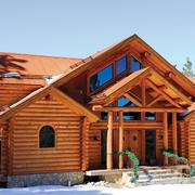 木屋别墅装修实例欣赏
