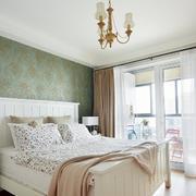 家装优雅窗帘装饰