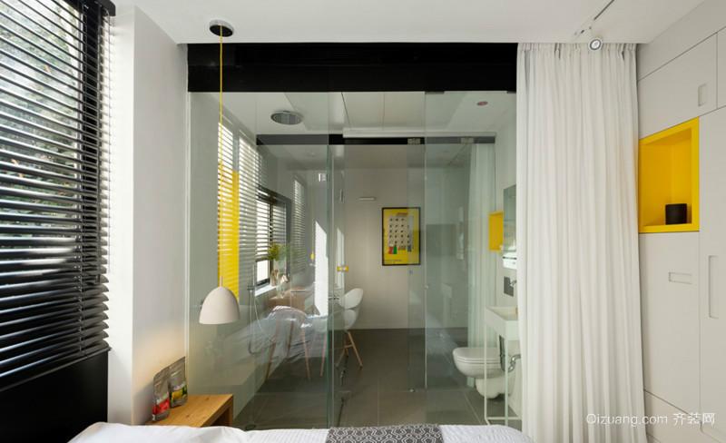 尊贵典雅:120平米俊秀欧式大户型房子装修图