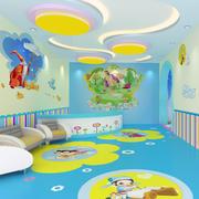幼儿园壁画设计效果图