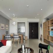 家装客餐厅一体化设计