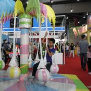 儿童游乐园设计色调搭配