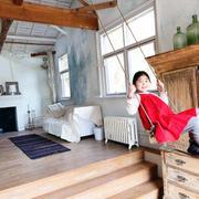 静雅型欧式50平小型卧室