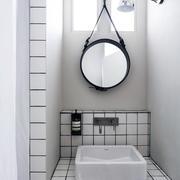40平米欧式小卫浴设计