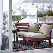 白色休闲优雅式60平设计