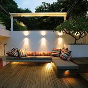 小户型露天阳台设计
