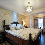 美式田园家装卧室图