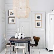 50平米精美型餐桌设计
