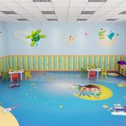 幼儿园壁画设计背景墙