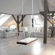 50平米阁楼阳台设计