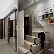 小户型楼梯装修图片